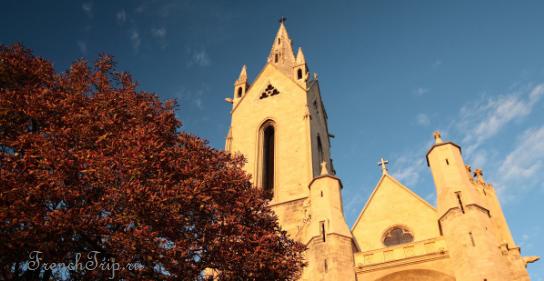 Aix-en-Provence Eglise st-Jean de malte - Церковь св. Жана Мальтийского