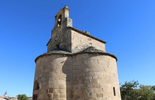 Исторический маршрут вокруг Экс-ан-Прованса №2 - северо-восток Aix-en-Provence Peyrolles-en-Provence_Часовня Гроба Господня (Chapelle du St-Sépulcre)