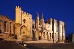 Папский дворец Авиньона (Palais des Papes), достопримечательности Авиньона, путеводитель по Франции, путеводитель по Авиньону