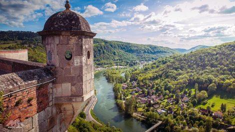 Безансон, регион Франщ-Конте, Франция - Besancon