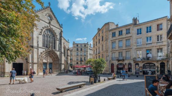 Bordeaux Церкви Бордо, достопримечательности Бордо - церковь Сен-Пьер