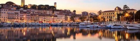 Канны, Лазурный берег Франции