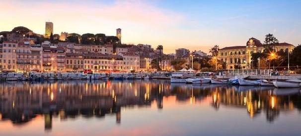 Cannes (Канны), Лазурный берег Франции - достопримечательности, как добраться