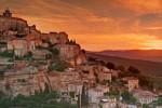 Gordes-(Горд), Прованс, Франция
