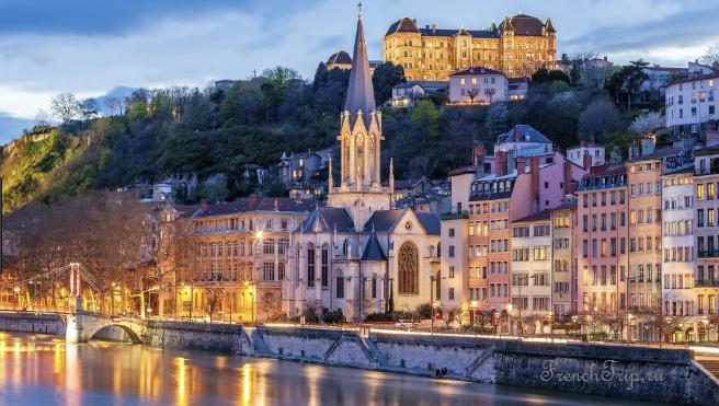 Лион (Lyon) - достопримечательности, путеводитель от FrenchTrip.ru