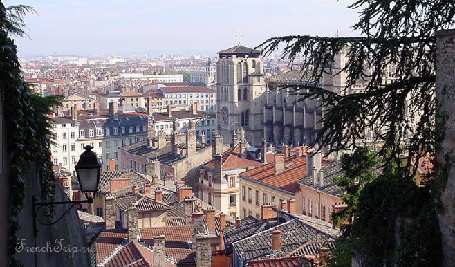 Lyon Туристический маршрут по Лиону