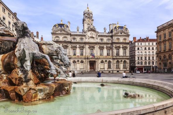 Lyon - Place des Terreaux