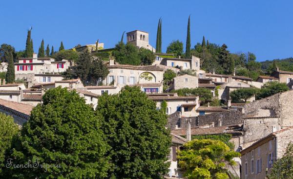 Mirmande - Мирманд, Франция, регион Рона Альпы, департамент Дром - достопримечательности, что посмотреть в Мирманде