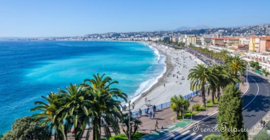 променад Ниццы, пляжи Ниццы, путеводитель по Ницце скачать бесплатно