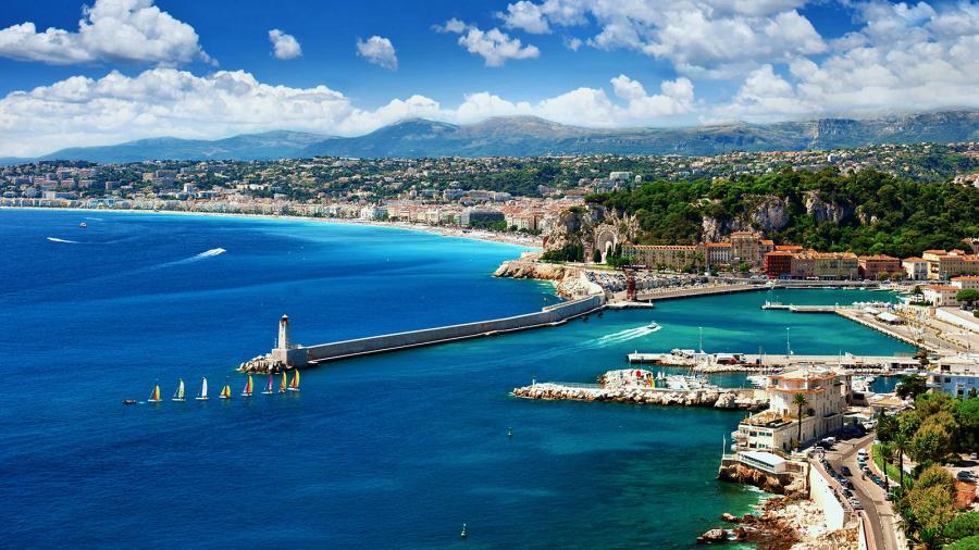 10 лоучших достопримечательностей в Ницце, на Лазурном берегу