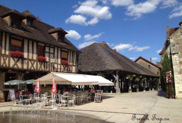 Ноле - 10 самых красивых городов в Бургундии