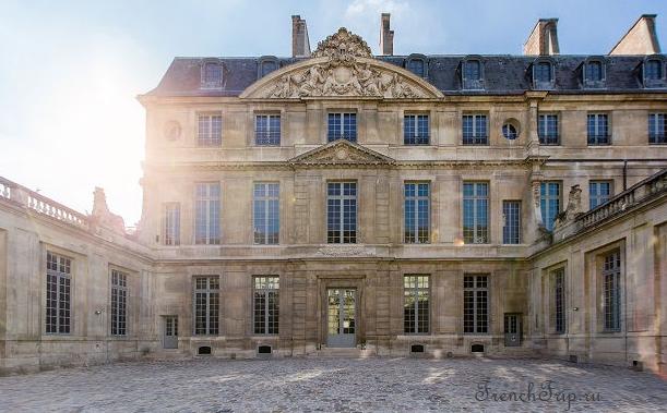 Paris Musee Picasso Marais