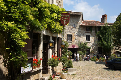 Perouge, France