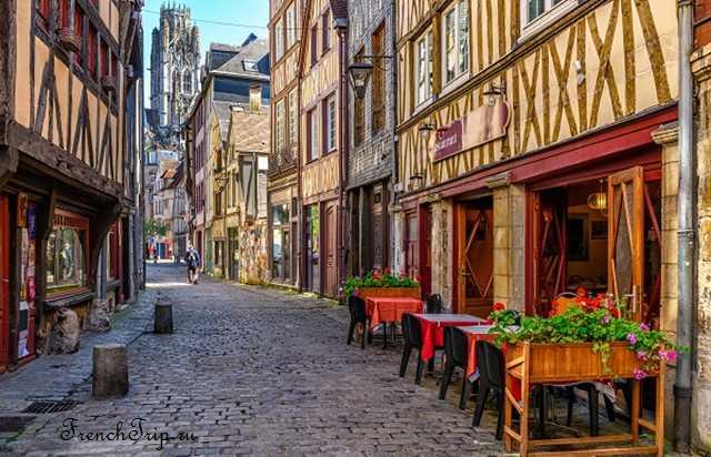 Rouen travel guide, France