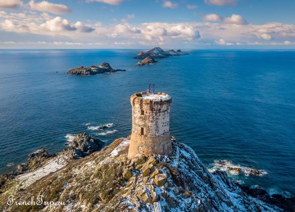 Torra di a Parata ajaccio Corsica