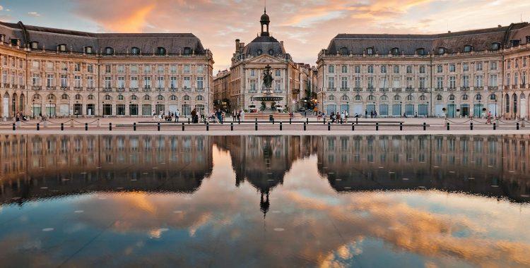 bordeaux, aquitaine - город Бордо, аквитания - путеводитель по городу, достопримечательности. Как добраться в Бордо - транспорт, расписание, стоимость билетов. Виноградники Бордо, вина Бордо