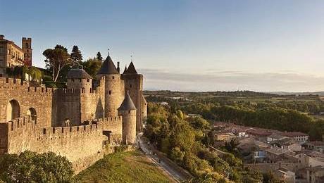 Carcassonne (Каркасон), Франция- достопримечательности, путеводитель по городу