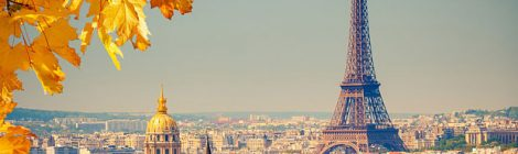 Осень во Франции