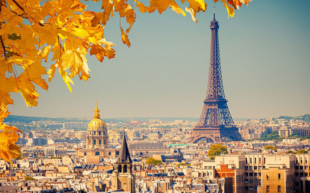 Осень во Франции, сезоны