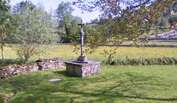 Крест Pré Saint-Jean
