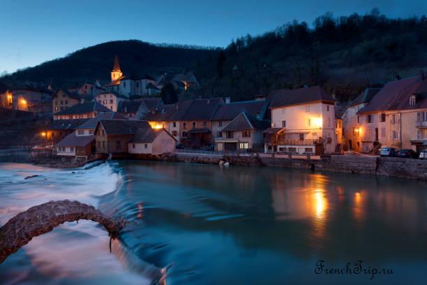 Lods (Ло), Франш-Конте, Франция