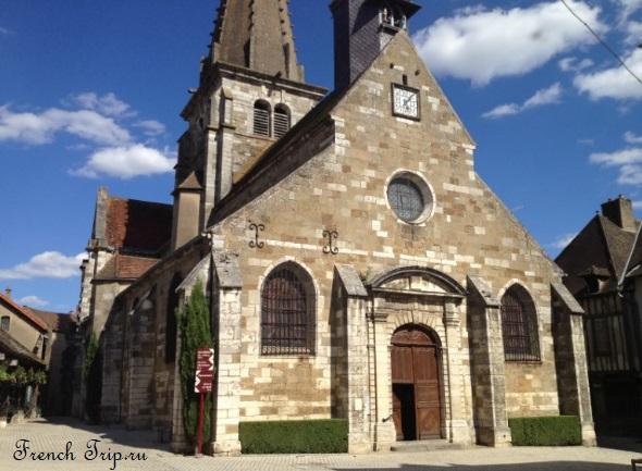 Церковь Сен-Мартин в Ноле