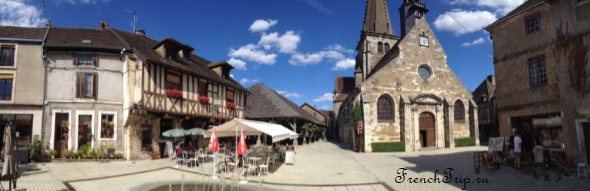Nolay (Ноле), Бургундия, Франция - достопримечательности, что посмотреть, как добраться, фото