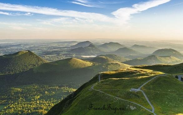 Parc des Volcans d'Auvergne (Парк вулканов Оверни)
