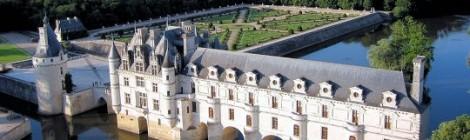 Château de Chenonceau (Замок Шенонсо) Замки долины Луары
