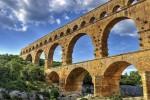 Pont du Gard (Пон дю Гар) - акведук, Франция