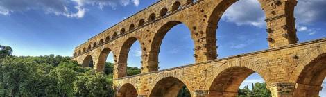 10 лучших античных памятников Франции