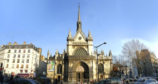 Saint-Laurent Paris Достопримечательности Церкви Парижа