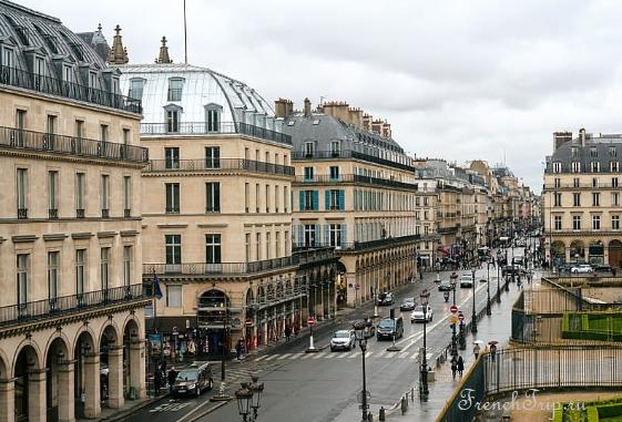 Shopping Rue de Rivoli paris шоппинг в Париже