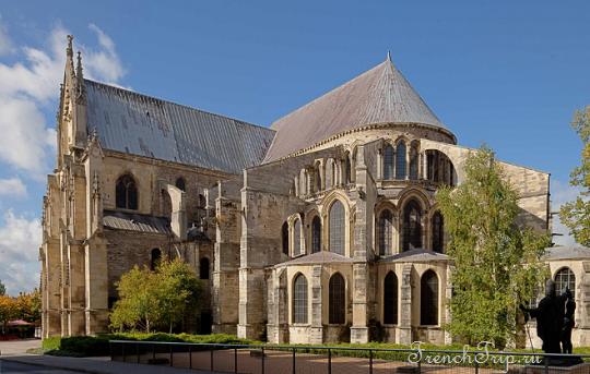 Базилика Сен-Реми в Реймсе