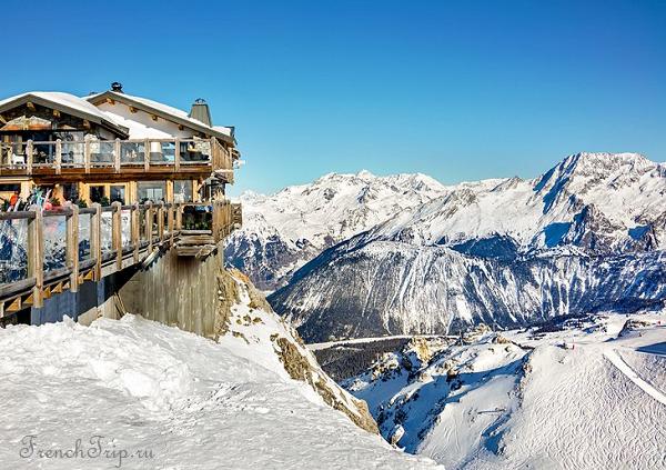 French Alps Ski resorts