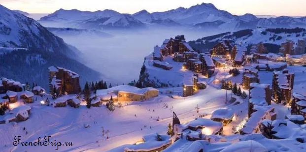 French Alps Ski resorts_56