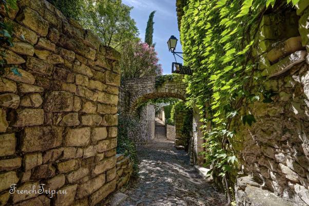 Séguret (Сегюре), Прованс, Франция