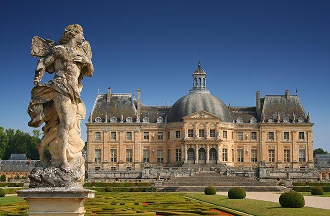 Замок Во-ле-Виконт (Château de Vaux-le-Vicomte)