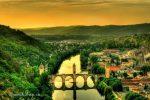 Cahors (Каор), регион Миди-Пиренеи, Франция