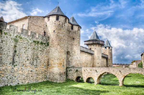 Château Comtal de Carcassonne