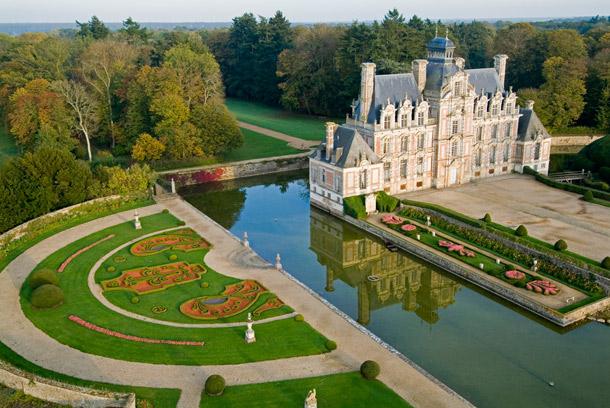 Château de Beaumesnil, Upper Normandy