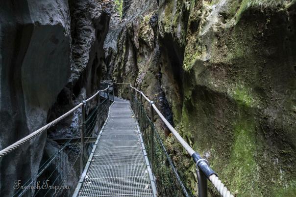 Gorges de la Fou (Ущелье де ла Фу)