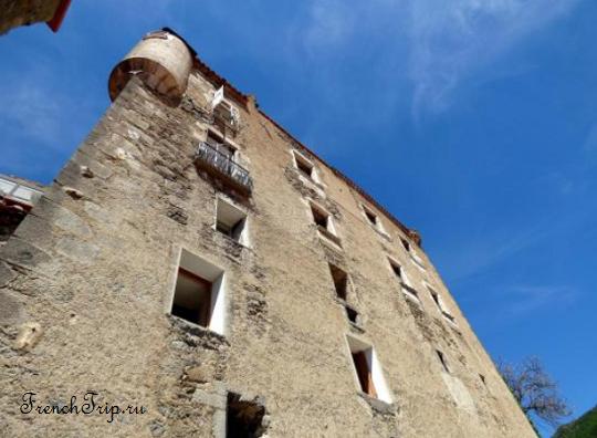 Mosset (Моссе), Лангедок-Русильон, Франция - достопримечательности