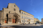 Арль (Arles) - Кафедральный собор святого Трофима (Ancienne Cathédrale Saint-Trophime)