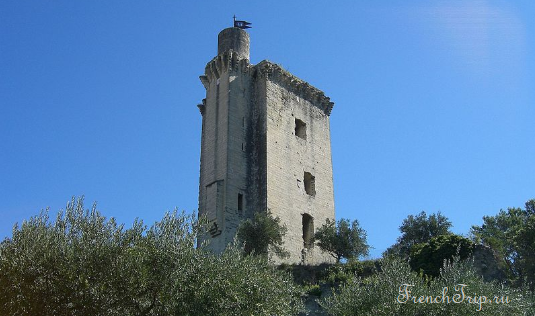 Barbentane Cardinal Grimaldi tower