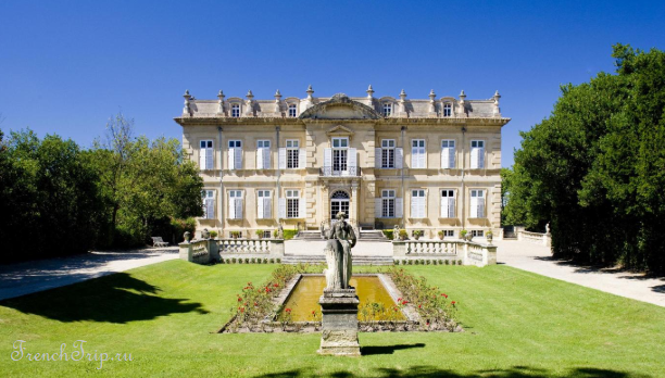 Barbentane chateau