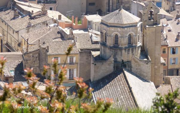 Cavaillon (Кавайон), Прованс, Люберон/Luberon- достопримечательности, карта города, туристический маршрут, как добраться из Авиньона, что посмотреть, вокруг