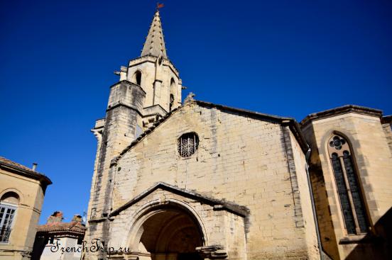 barbentane Eglise Notre-Dame-des-Graces