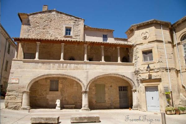 maison-des-chevaliers-barbentane Barbentane (Барбантан)