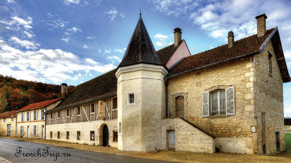Abbaye de Clairvaux Champagne
